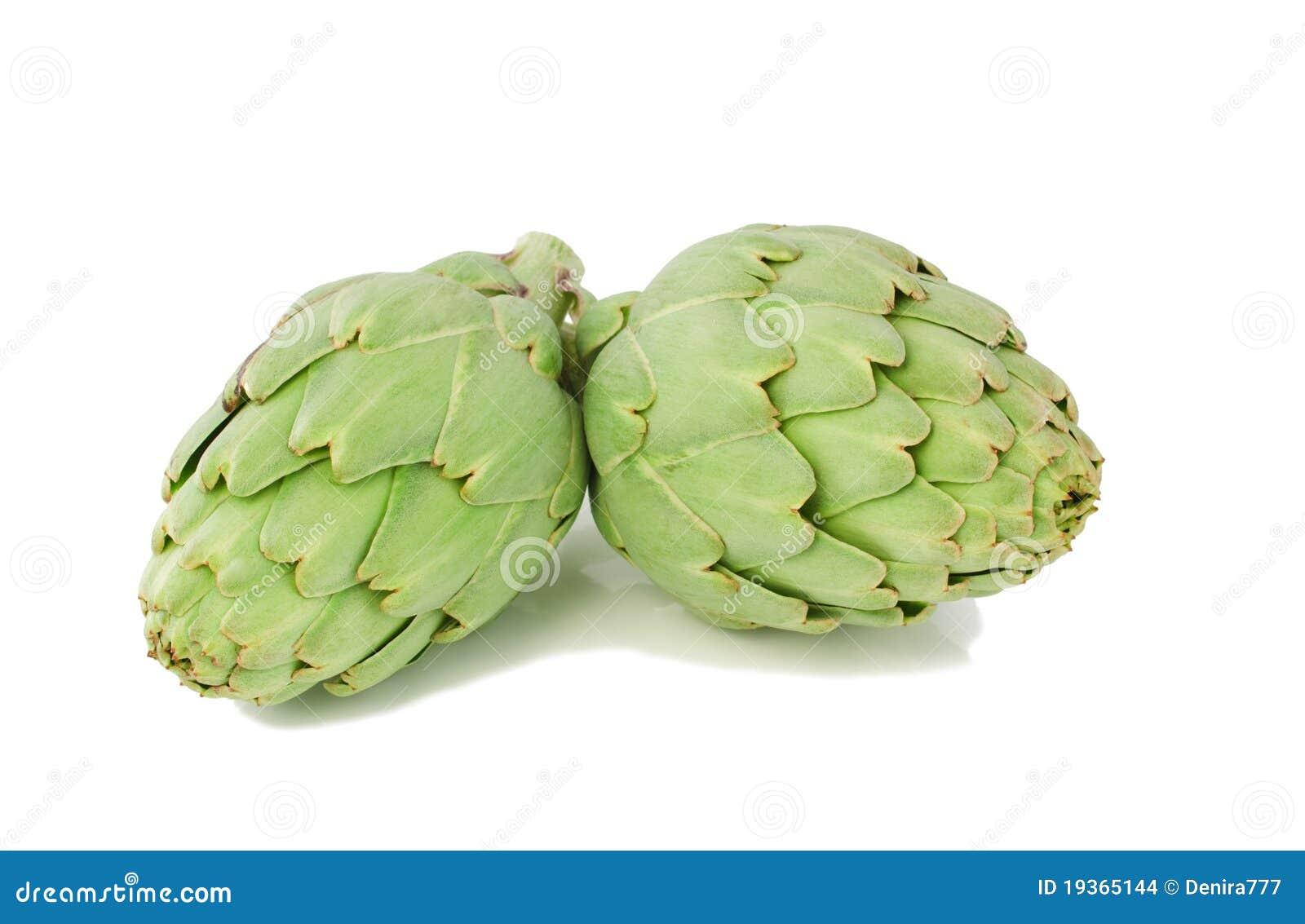 Alcachofra fresca