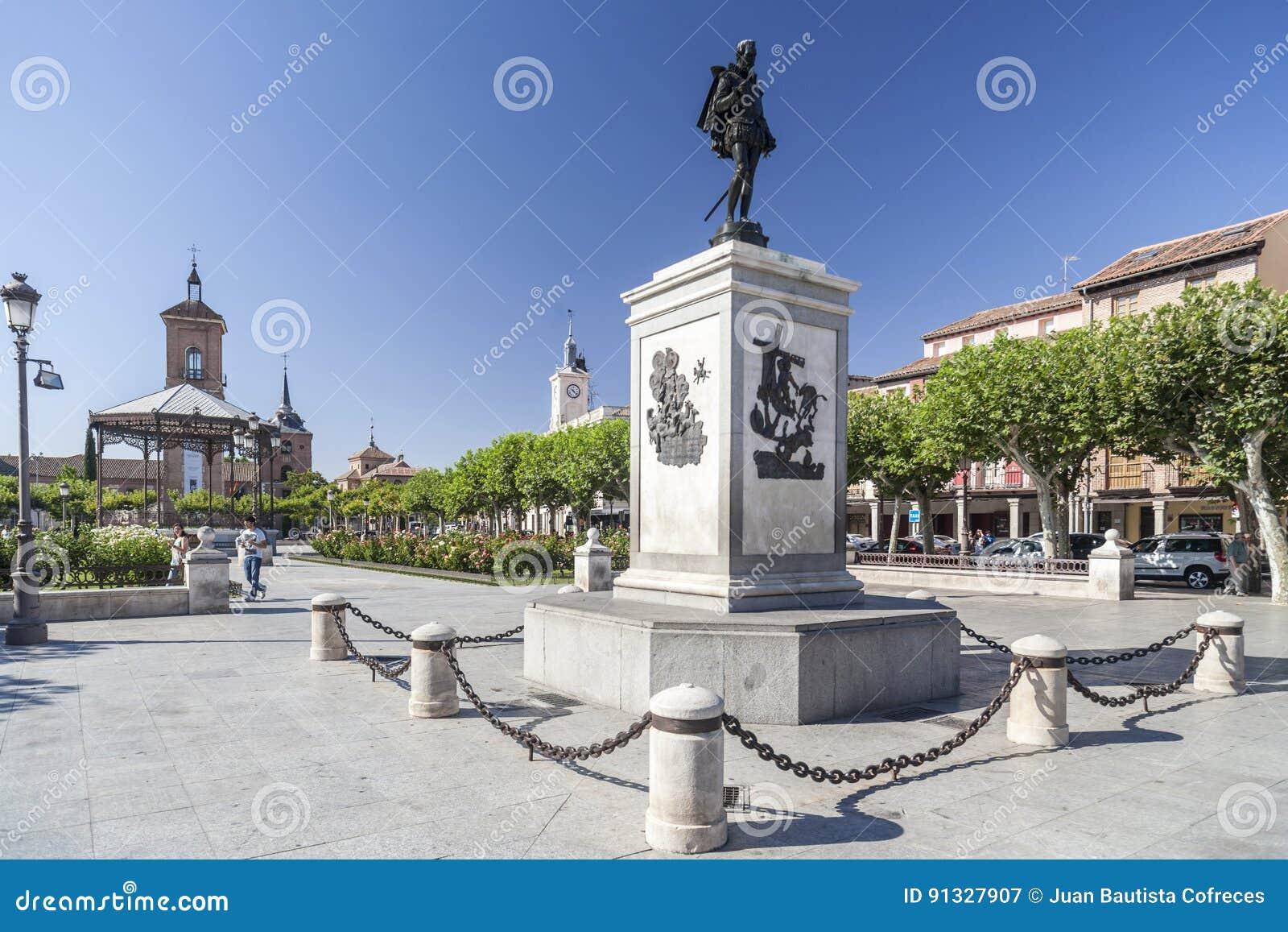Alcala de Henares, Мадрид, Испания