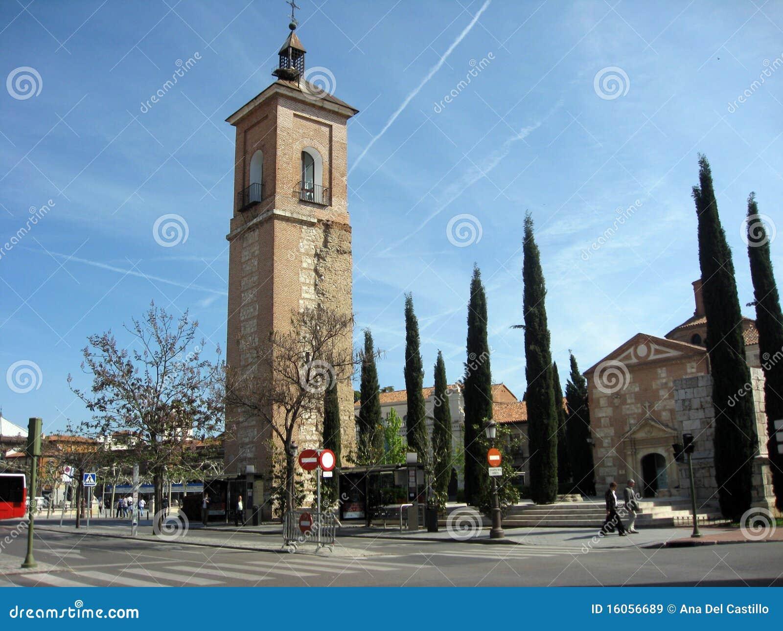Alcala de henares madrid province spain europe stock image - Cristalerias alcala de henares ...