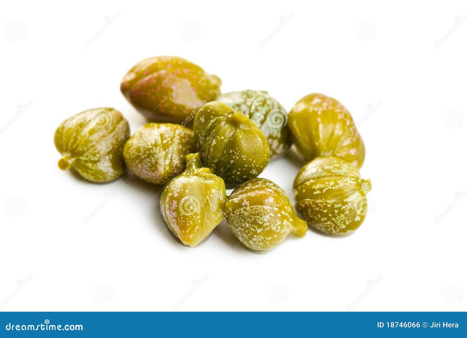 Alcaparras verdes