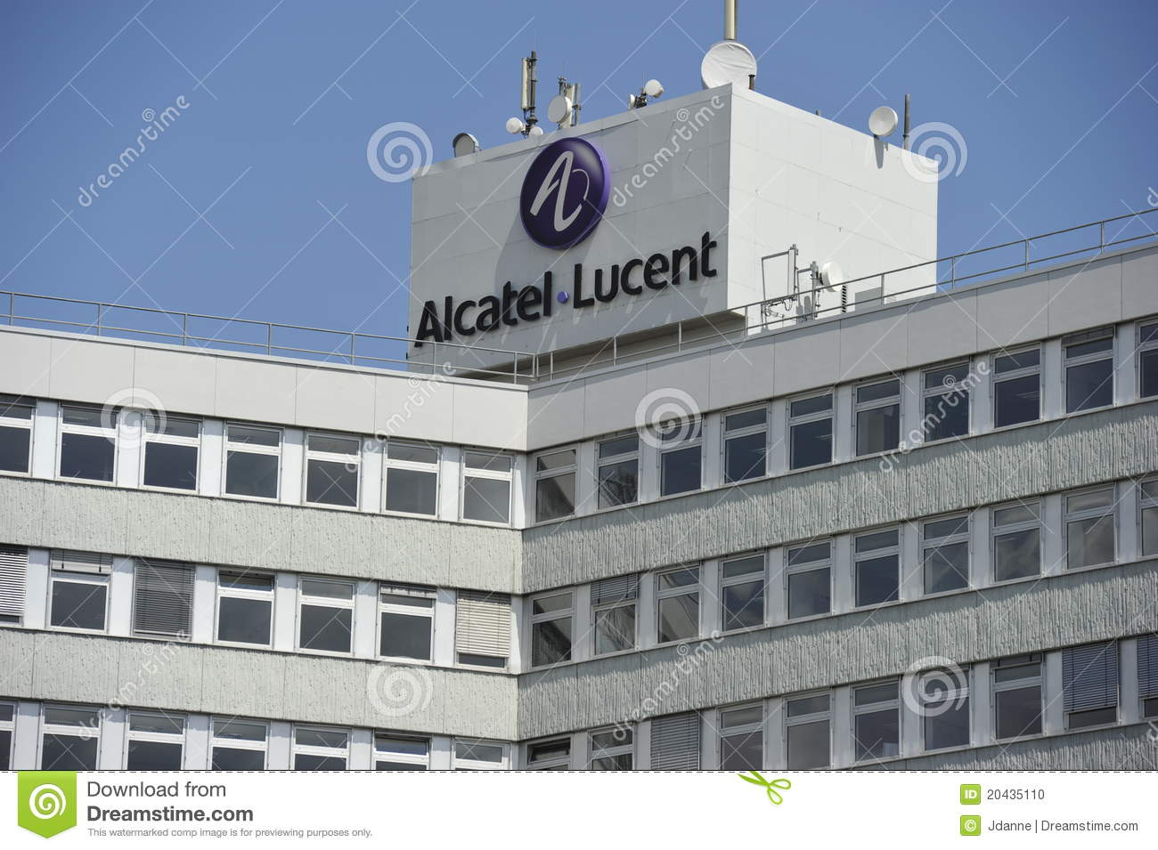 Alcatel-Lucent Alemania, Stuttgart