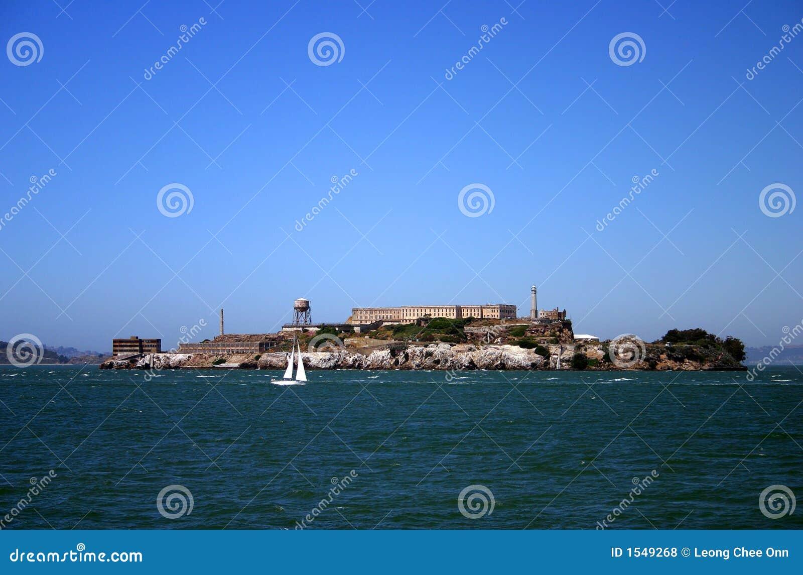 Alcatraz弗朗西斯科海岛圣