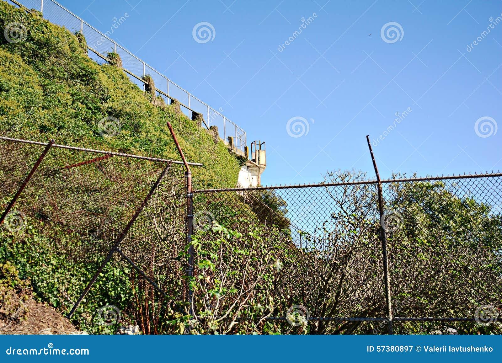 Alcatrazgevangenis, de V.S.