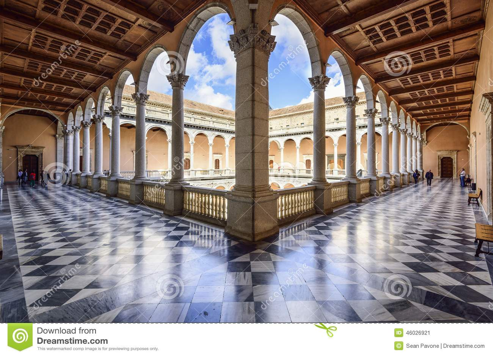 Interior Courtyard Designs Trend Home Design And Decor