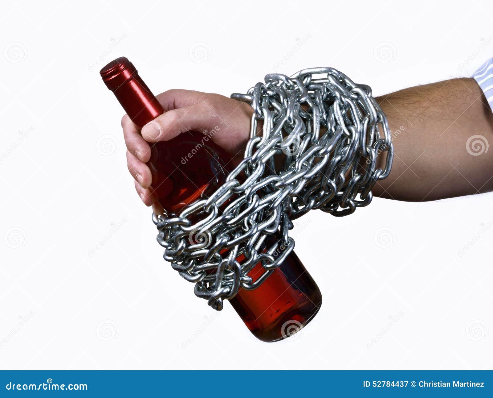 Alcohol Abuse Stock Photo - Image: 52784437