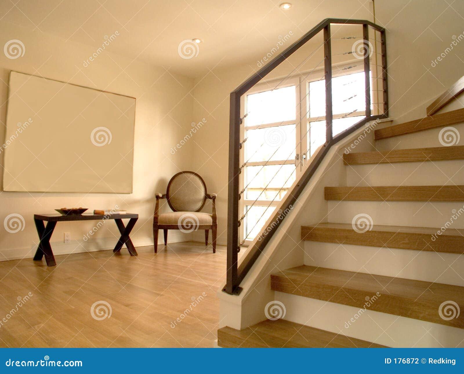 Alcove e escadas 12