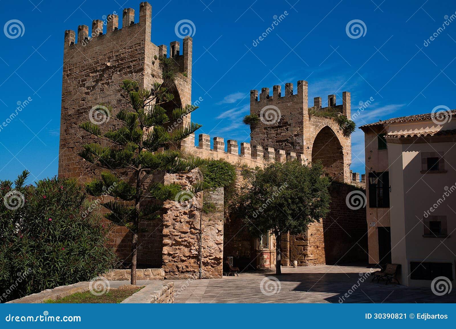 alcudia city