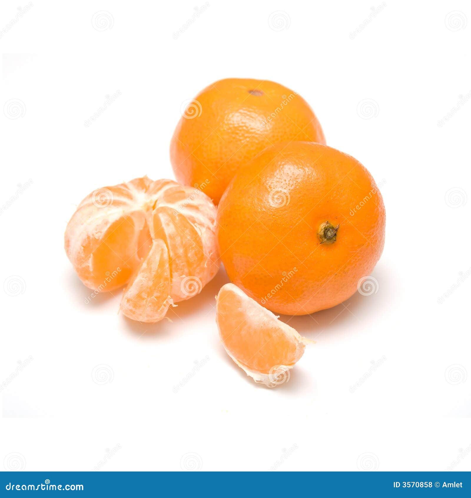 Alcuni mandarini