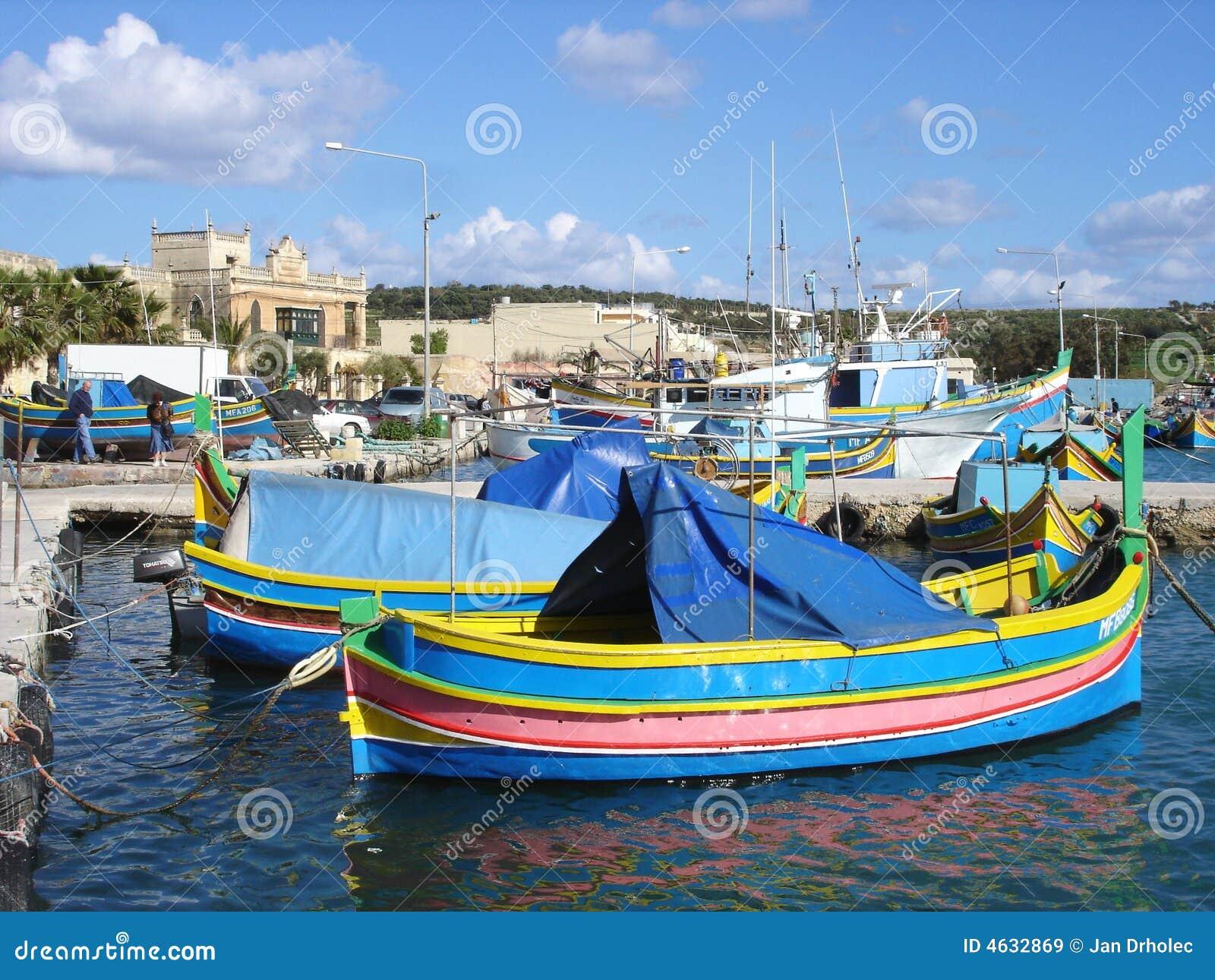 Aldeia piscatória de Malta