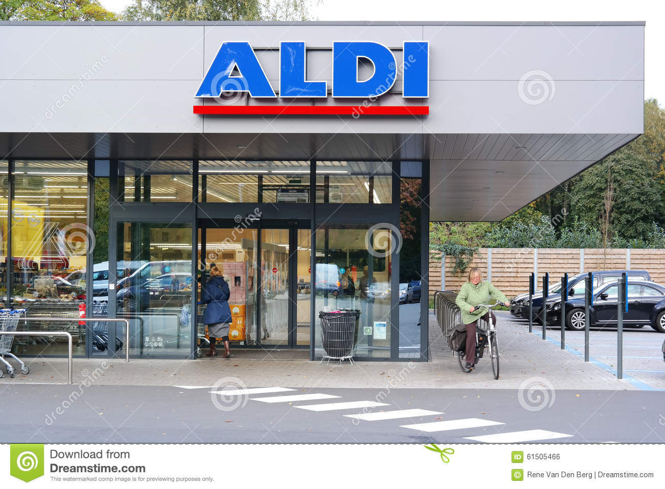 Aldi Discount Supermarket