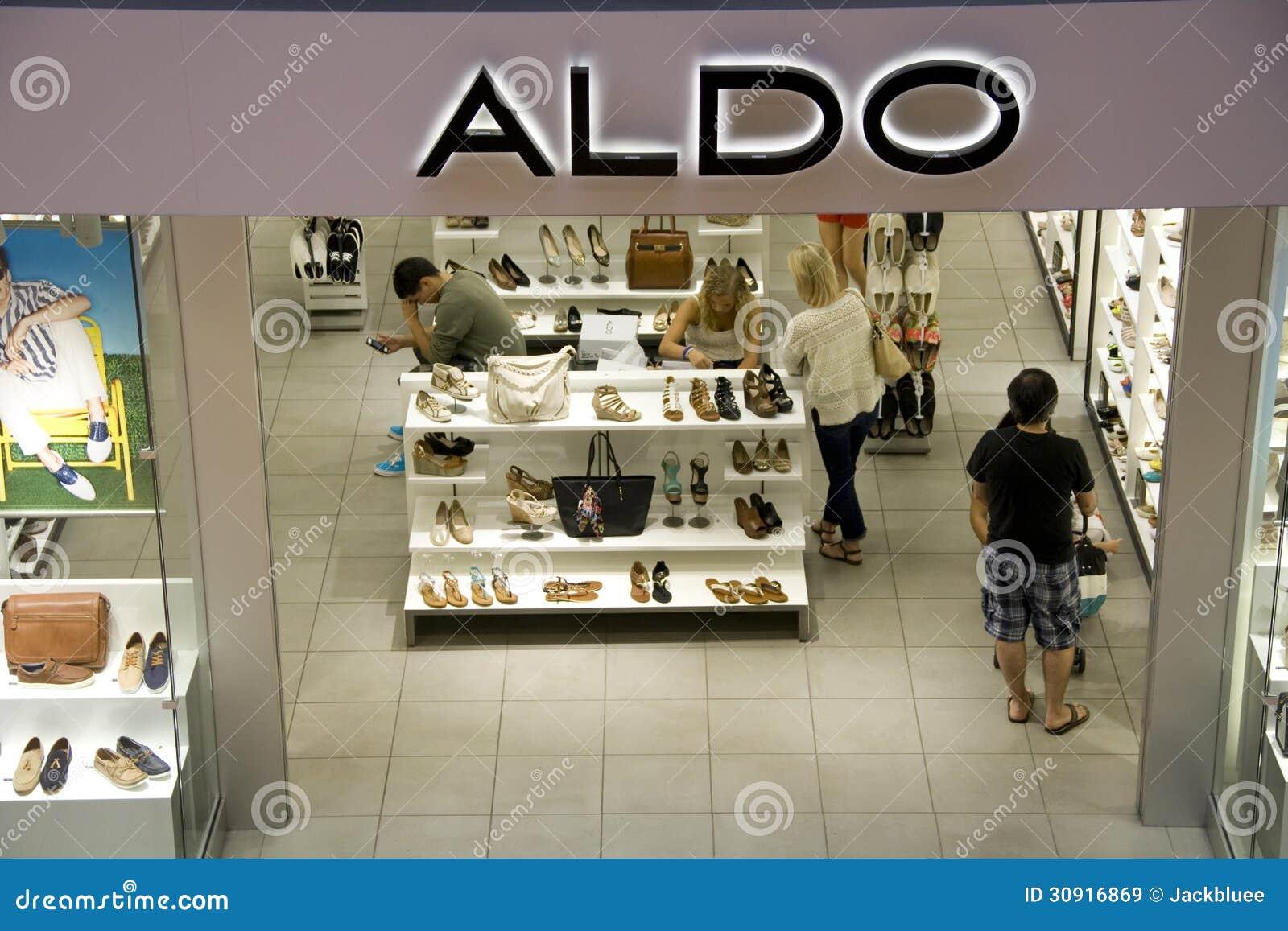 Shoe Stores At Washington Square
