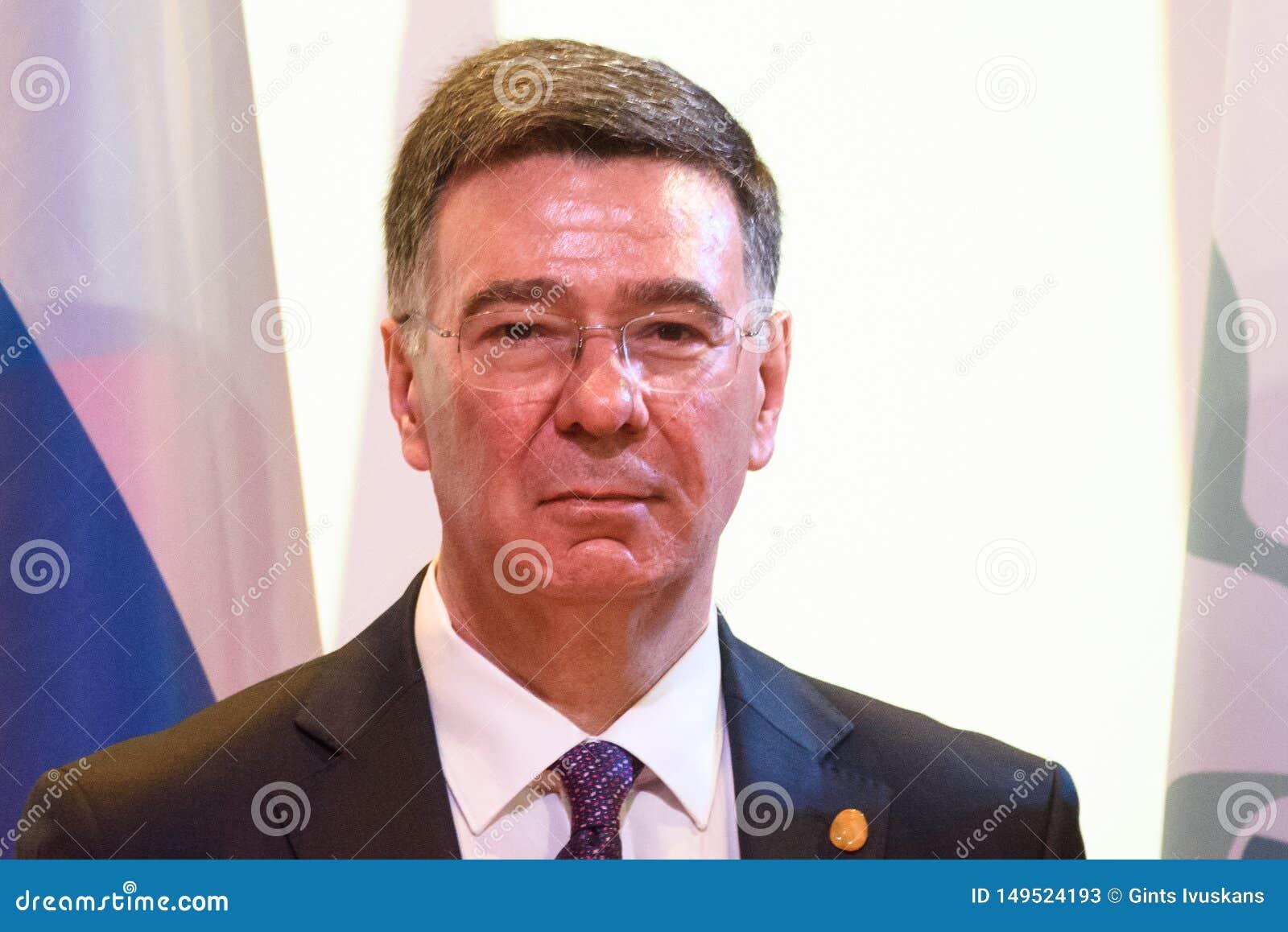 Aleksandr Pankin, Afgevaardigde Minister van Buitenlandse zaken van Rusland