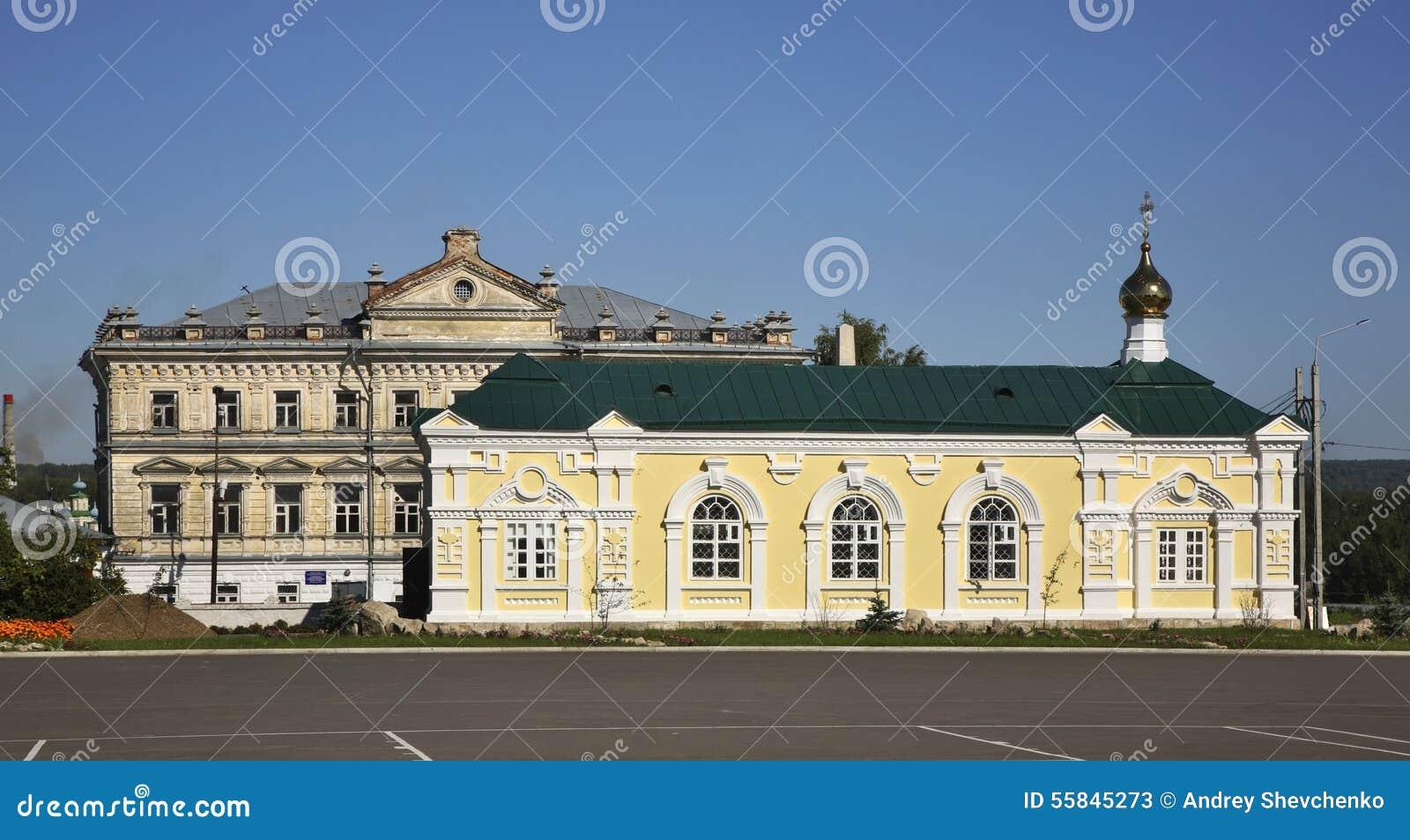 Alekseevskaya-Kirche in Kungur Perm Krai Russland