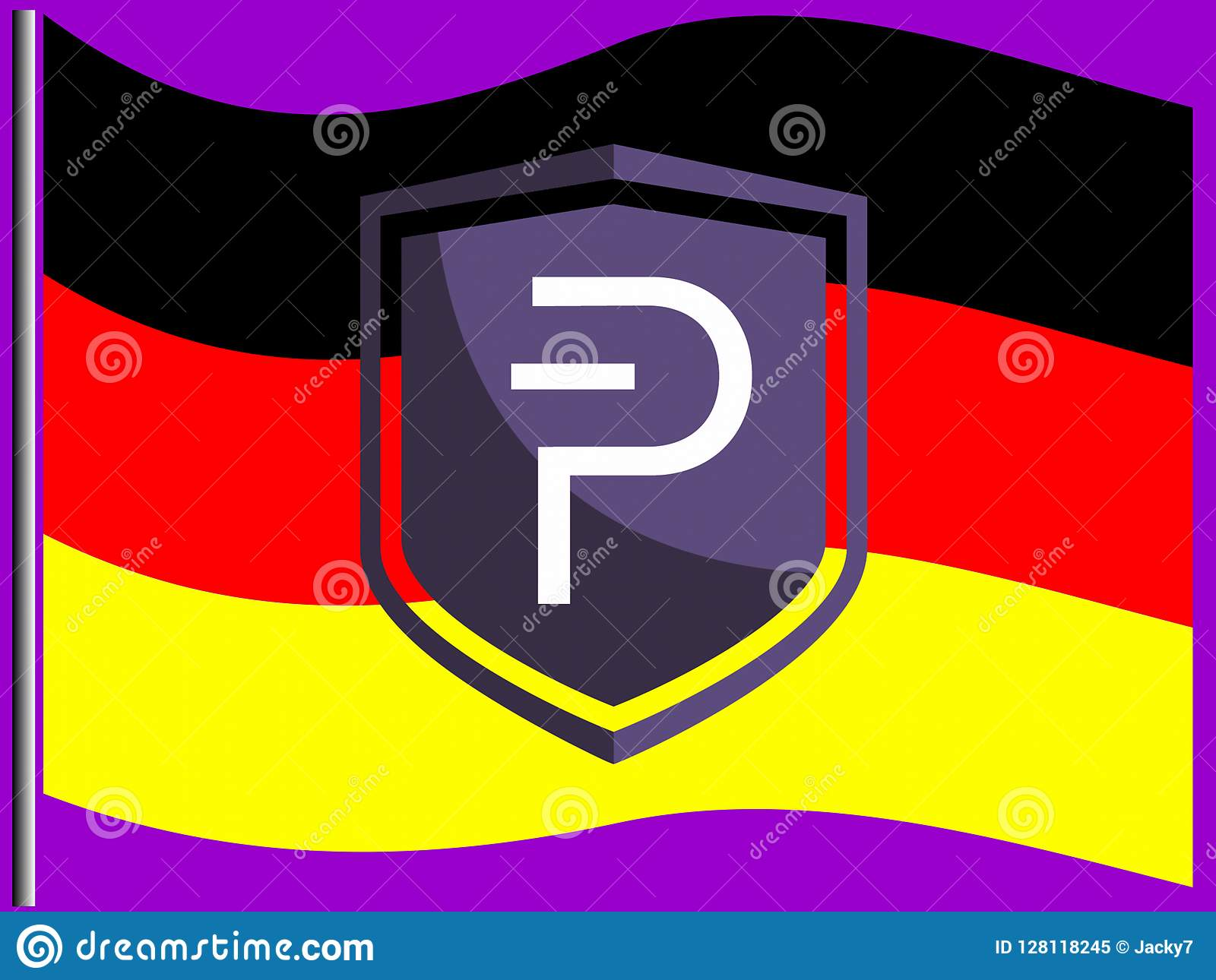Alemán Pivians que apoya Pivx