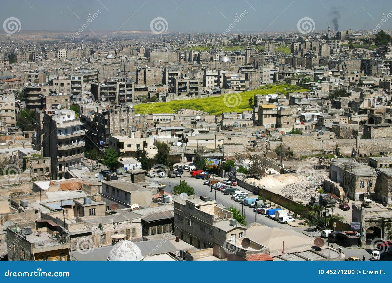 Aleppo - Syria Stock Photo - Image: 45271209