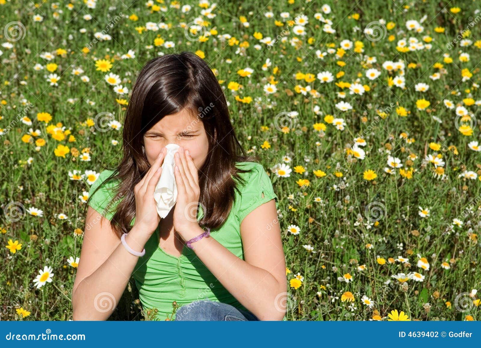 Alergia de Hayfever