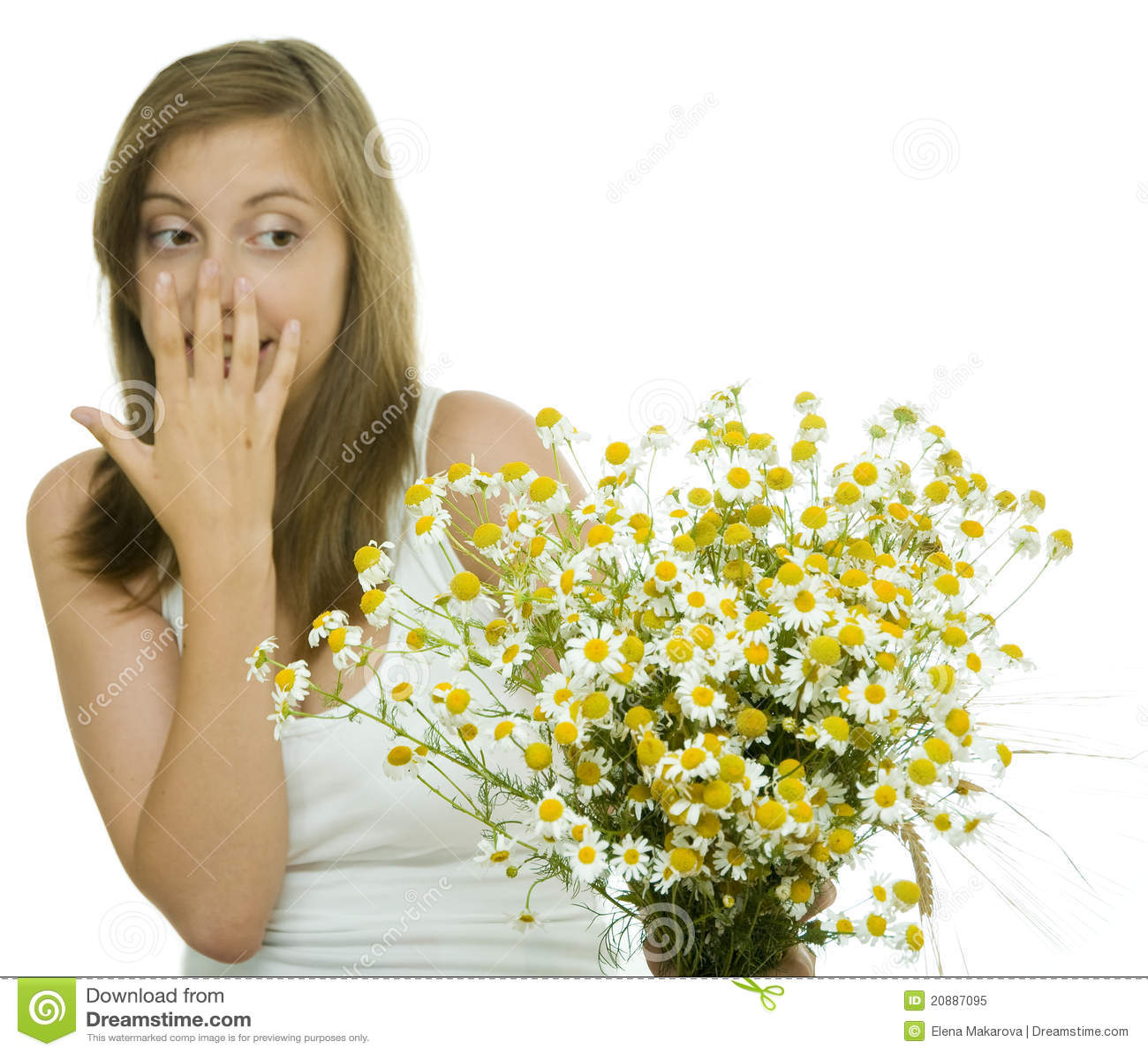 Alergia kwiaty