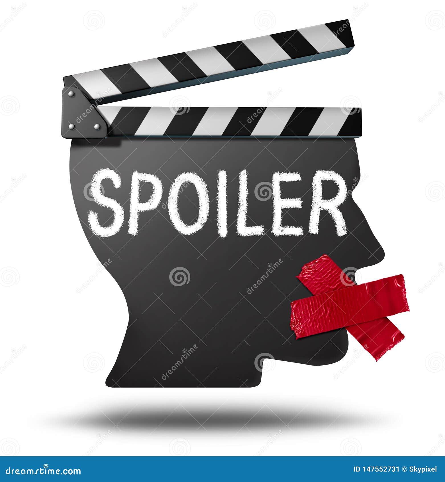 Alerta da desmancha prazeres do filme