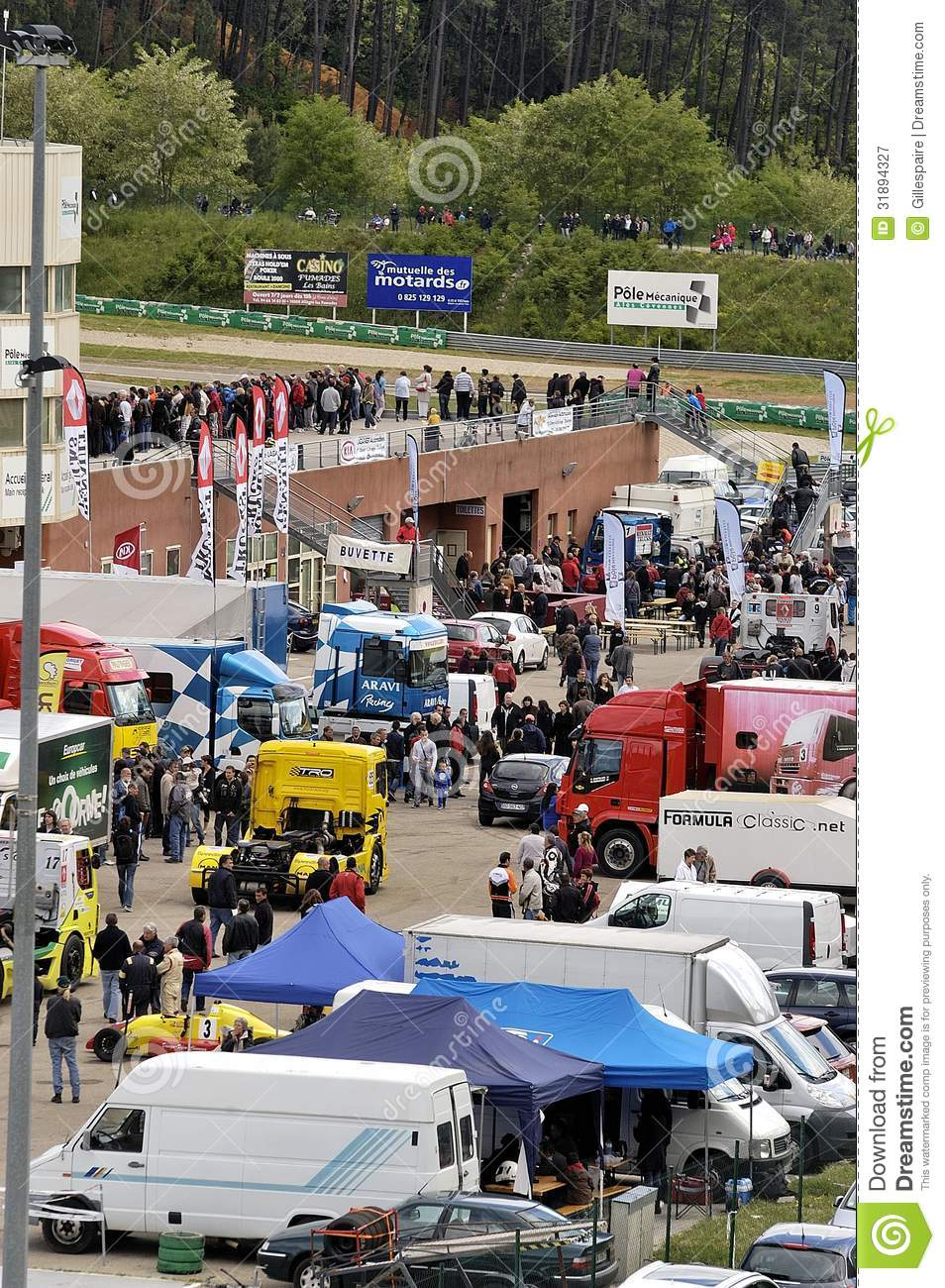 Ales France  City pictures : Ales France Grand Prix of France trucks May 25th and 26th, 2013 on ...