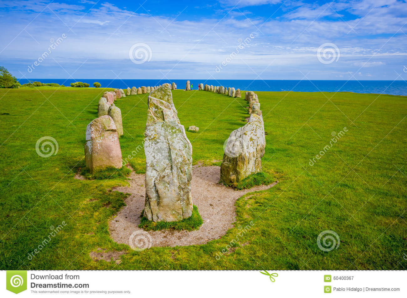 ales stones in skane  sweden royalty free stock image Biblical Archaeology Sea Animals Clip Art