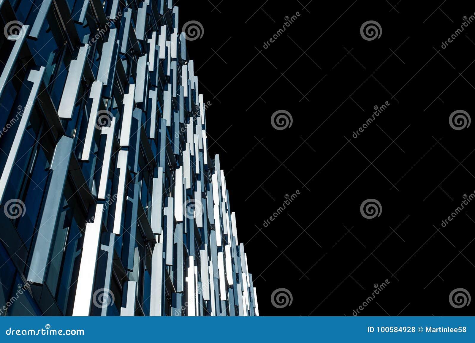 Aleta azul que constrói Bankside Southwark Londres Reino Unido