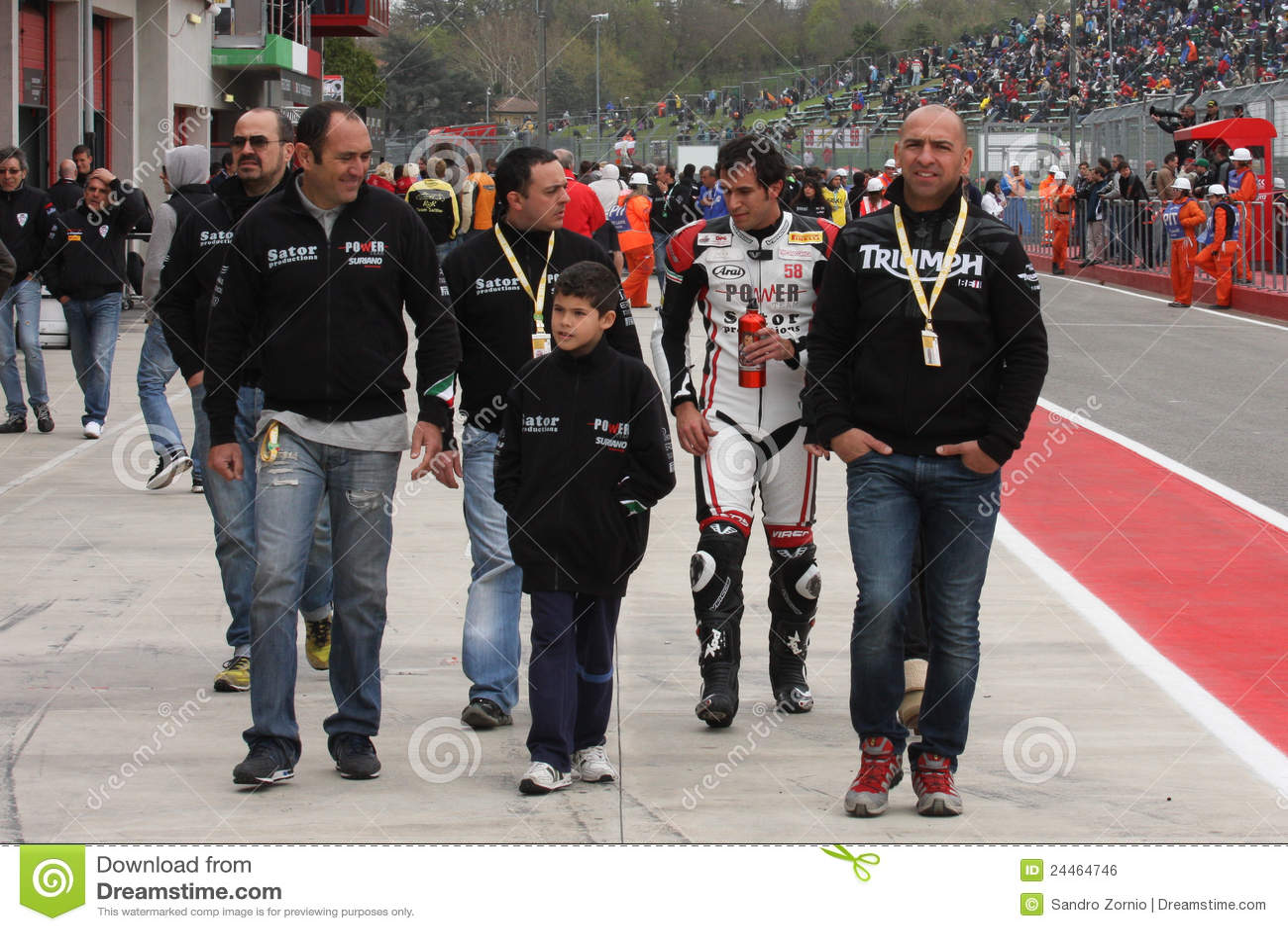 Alex Baldolini Power Team by Suriano