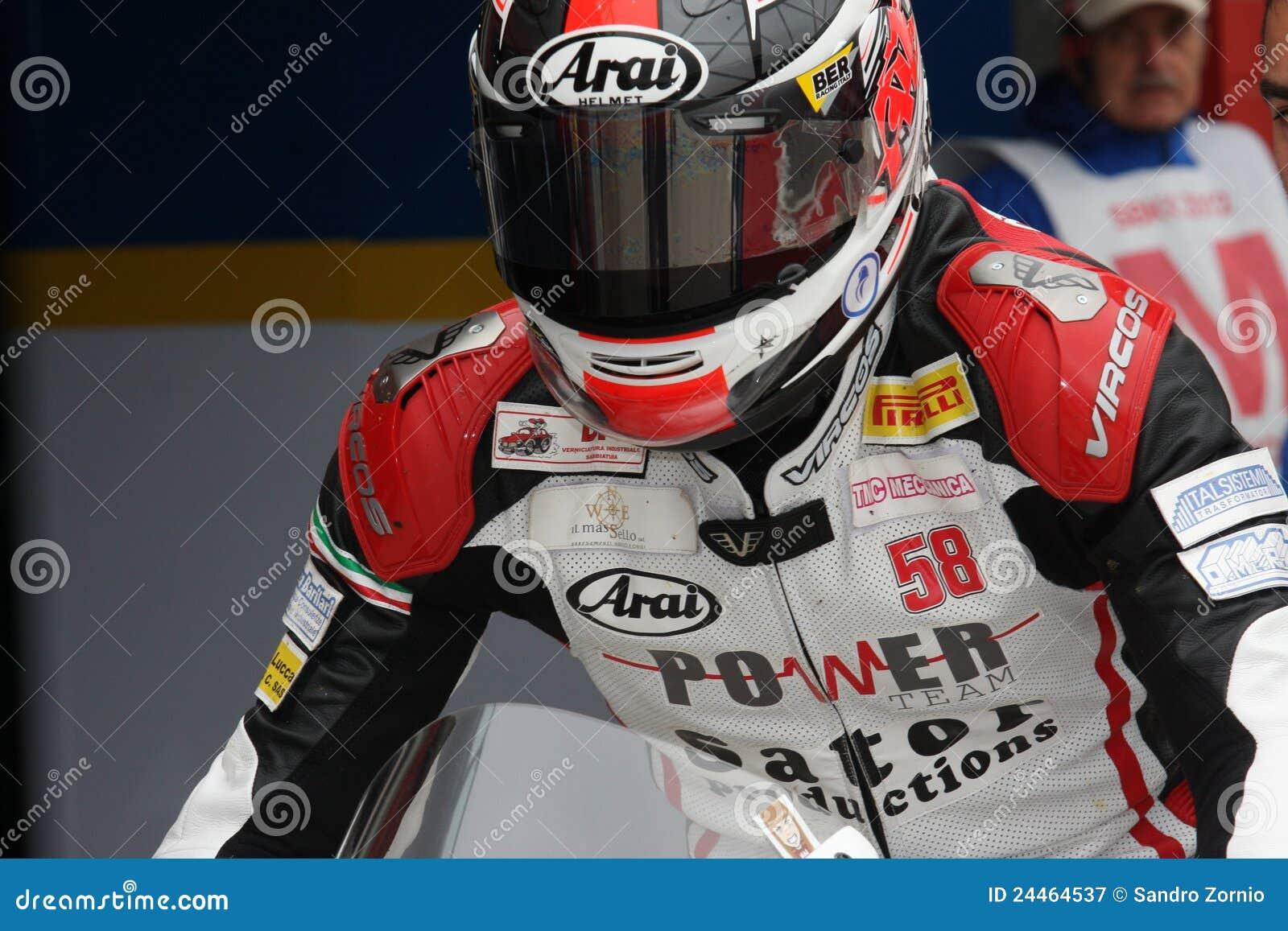 Alex Baldolini Triumph Daytona 675 Power Suriano