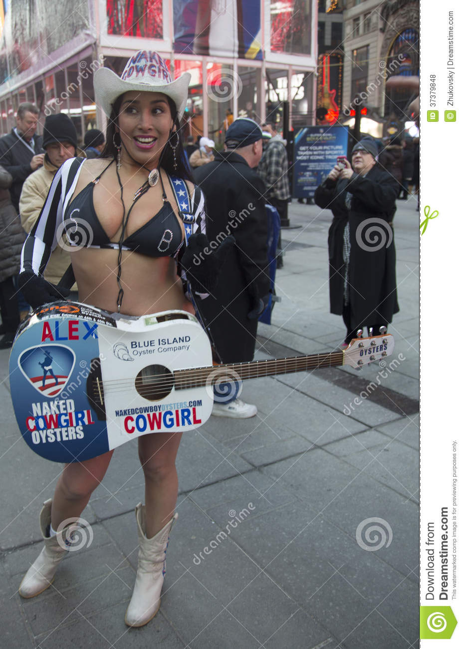 Think, that Naked cow girl nyc consider, that