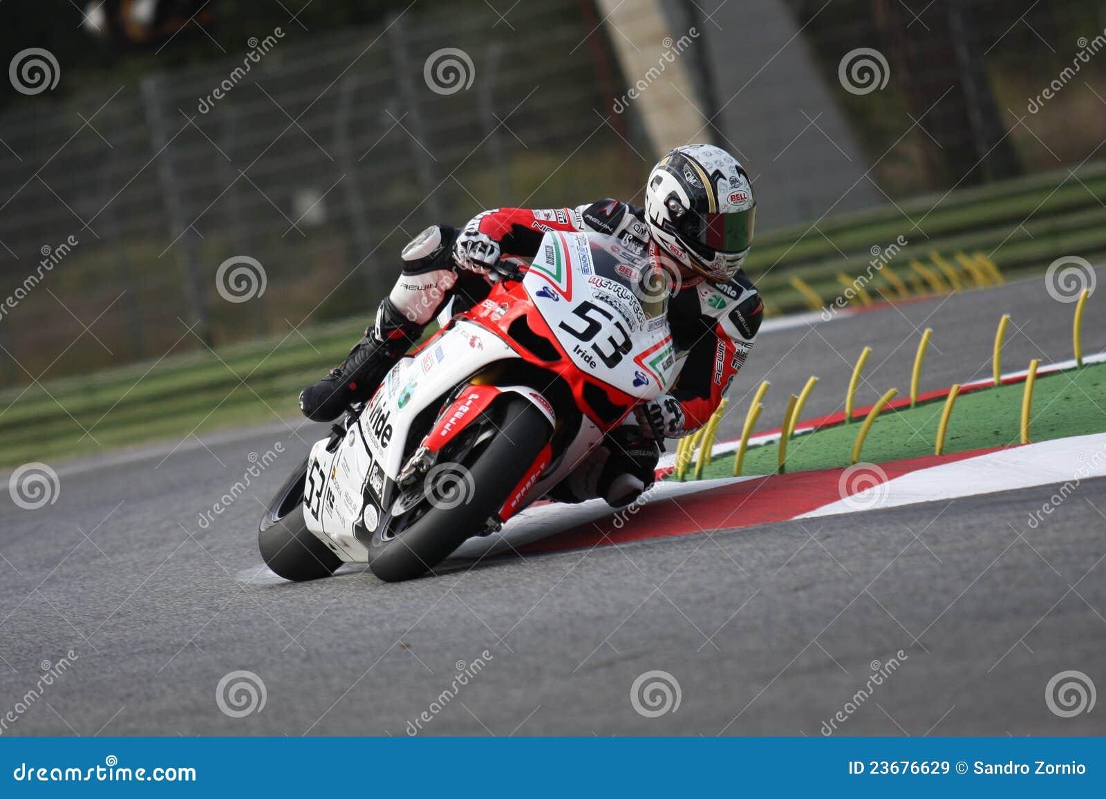 Alex Polita - Ducati 1098R - Barni che corre squadra