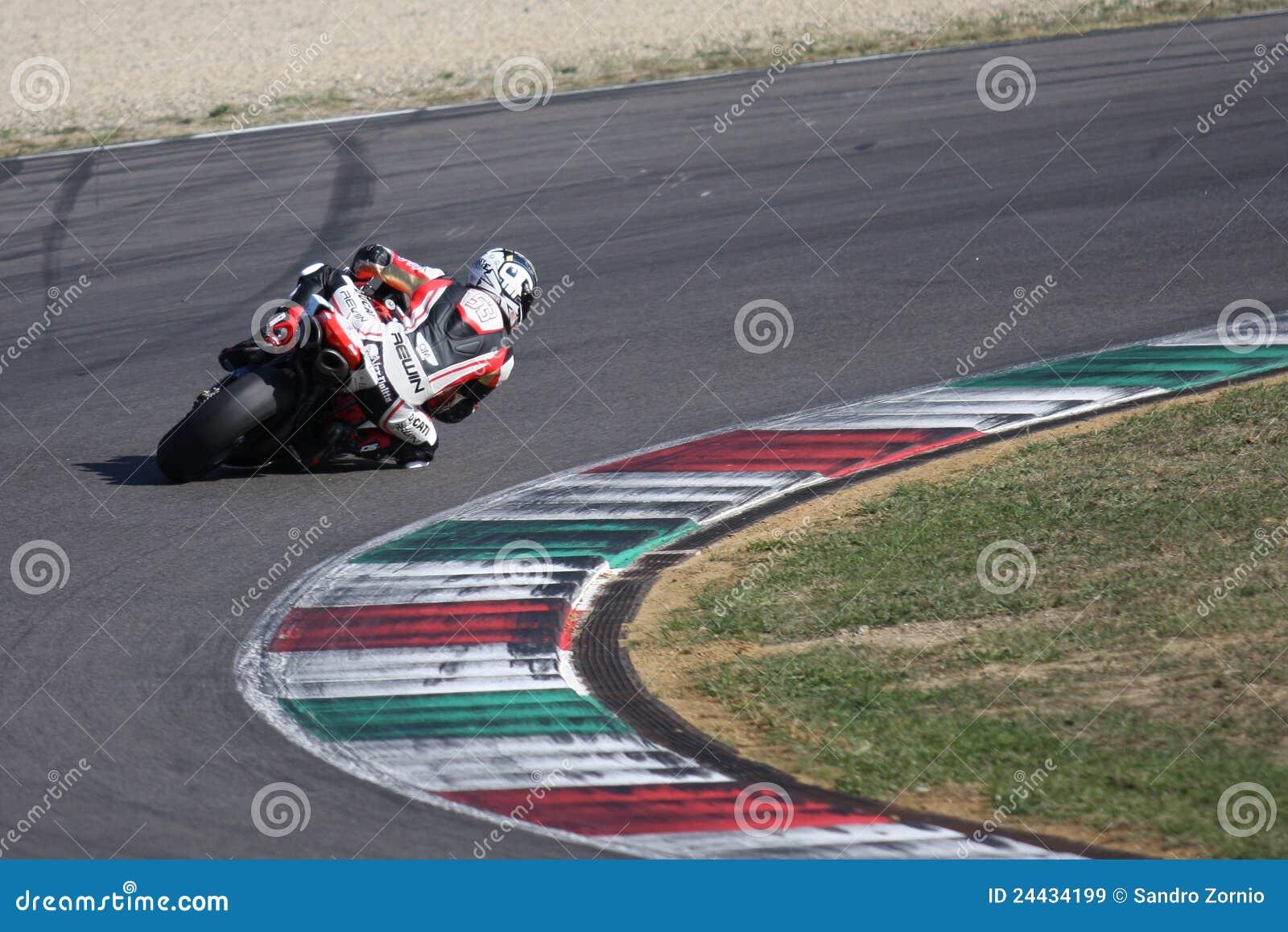 Alex Polita - Ducati 1198R - Barni Racing