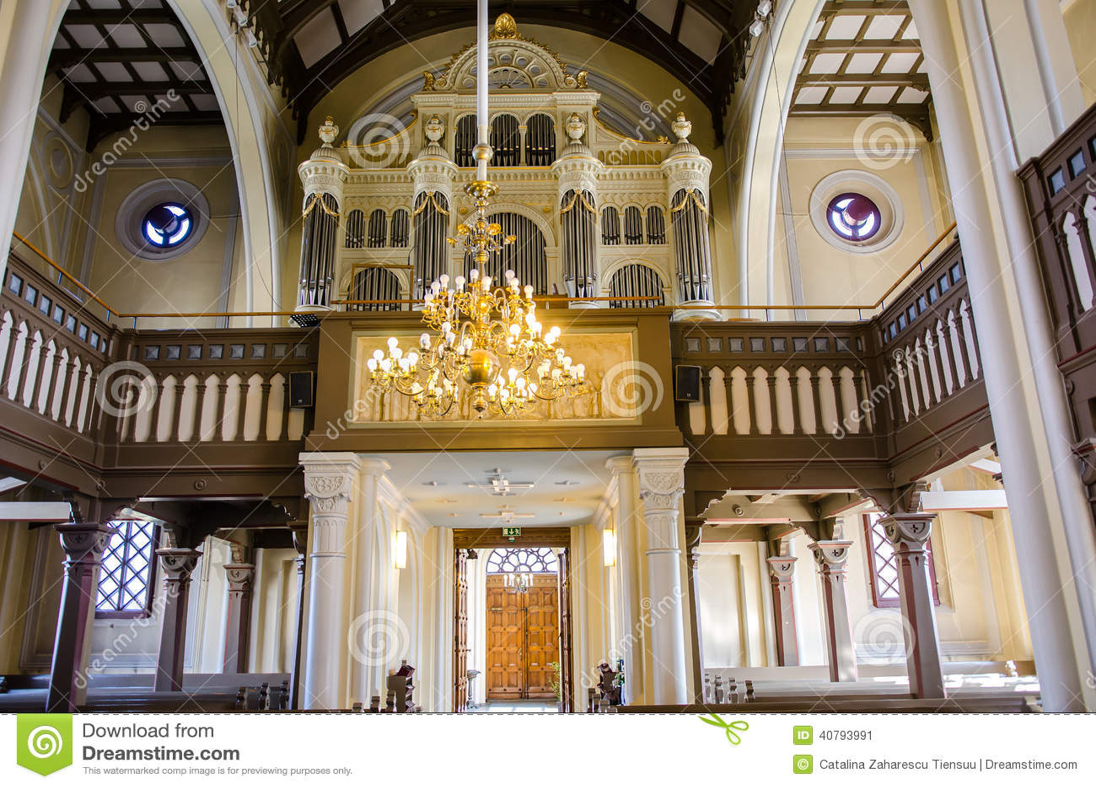 Alexander Church