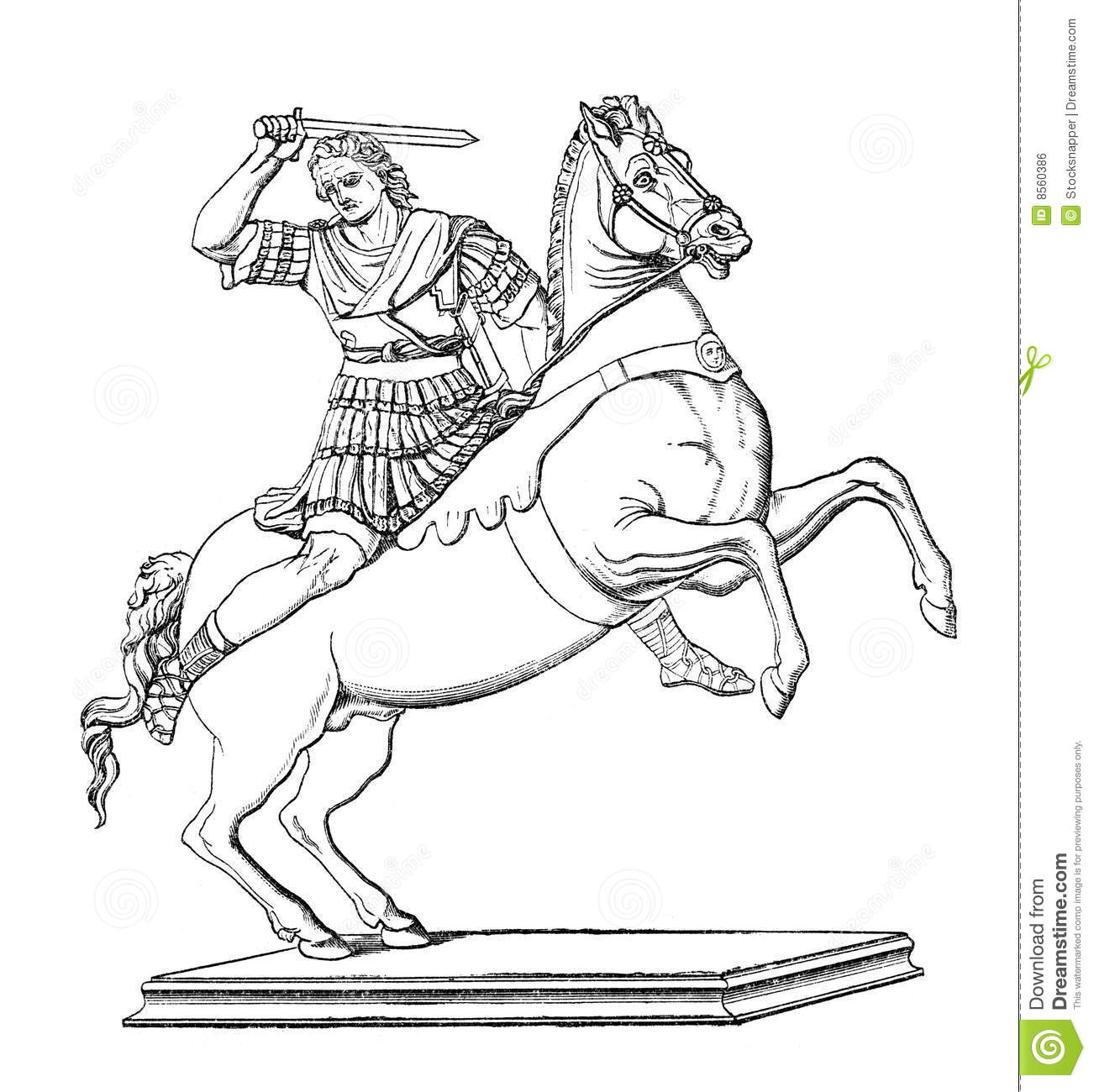 Free coloring pages of alexander