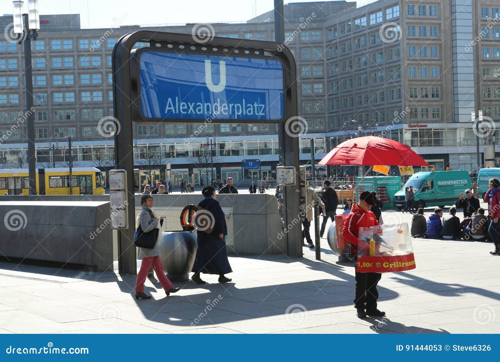 Pity, german public tube