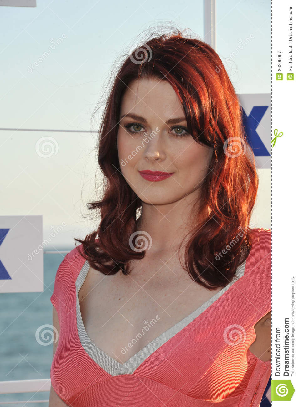 Watch Alexandra Breckenridge video