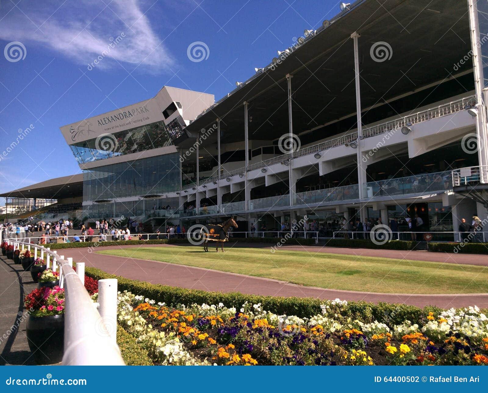 Alexandra Park Raceway à Auckland Nouvelle-Zélande