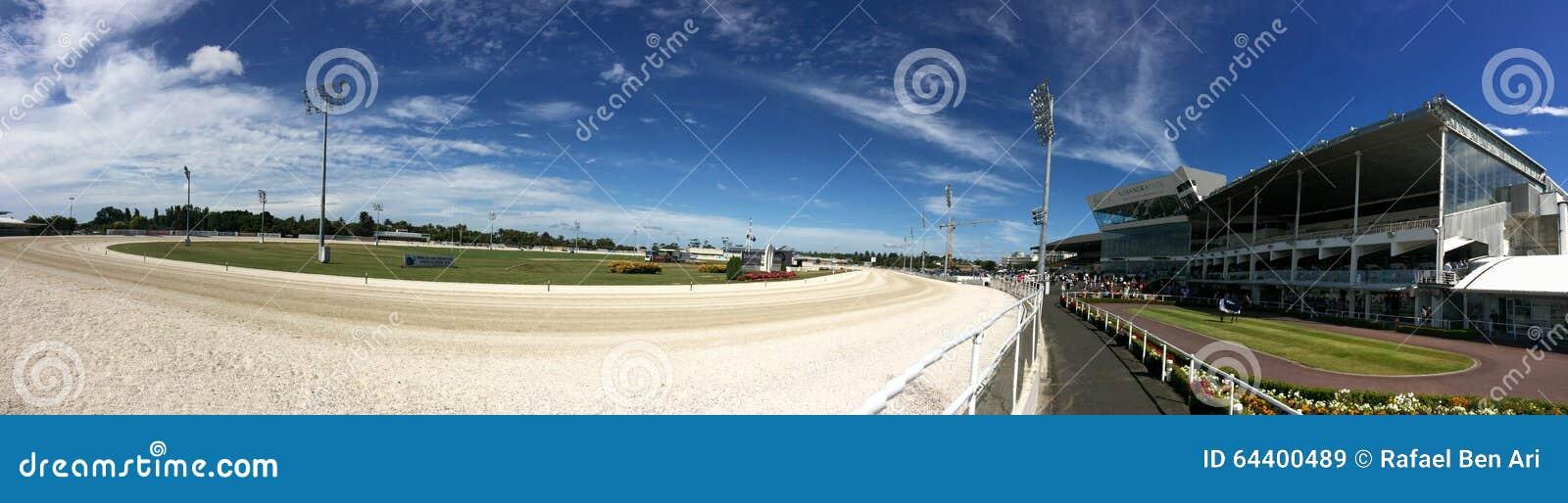 Alexandra Park Raceway in Auckland Nieuw Zeeland