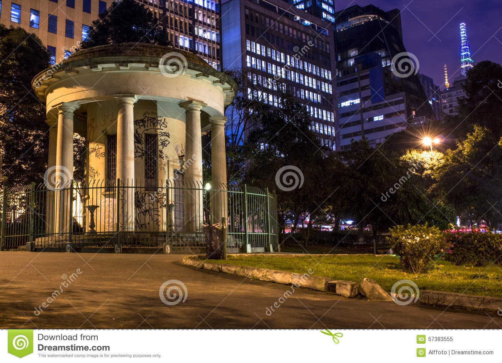 Alexandre Gusmao Square