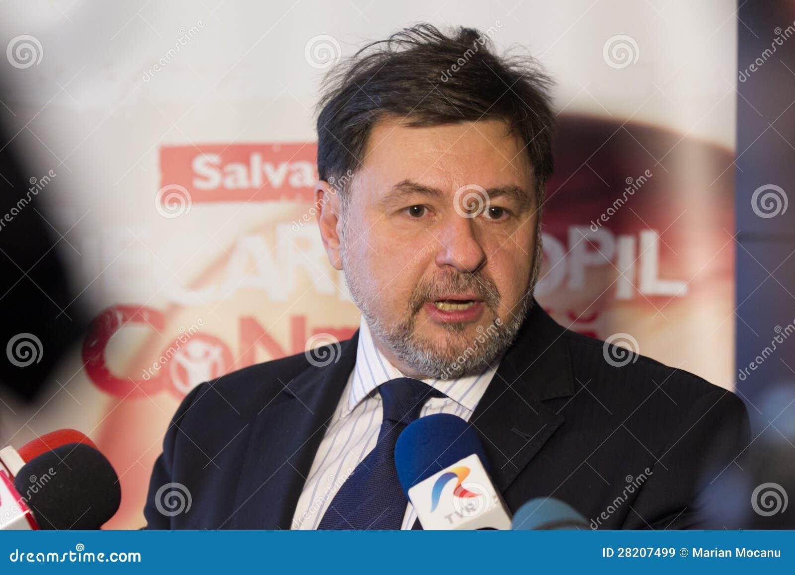 Alexandru Rafila editorial stock image. Image of ministry ...  |Alexandru Rafila
