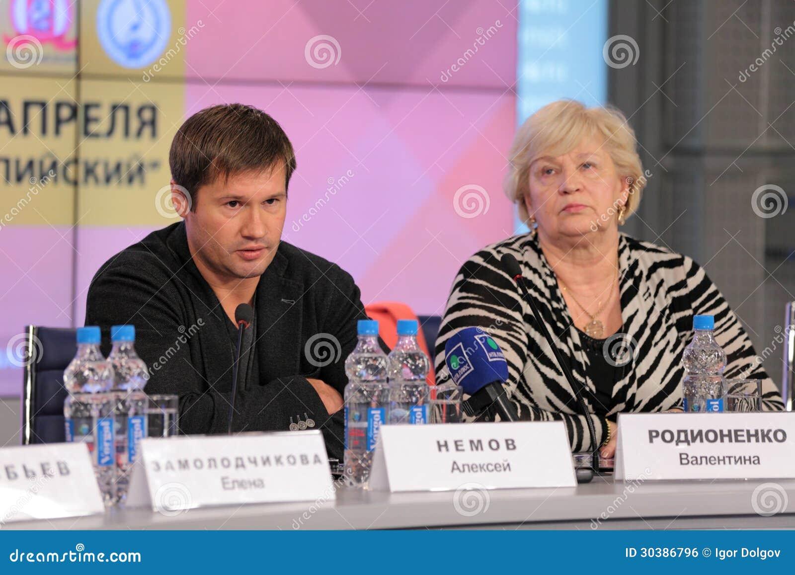 Personal life of Alexey Nemov 33