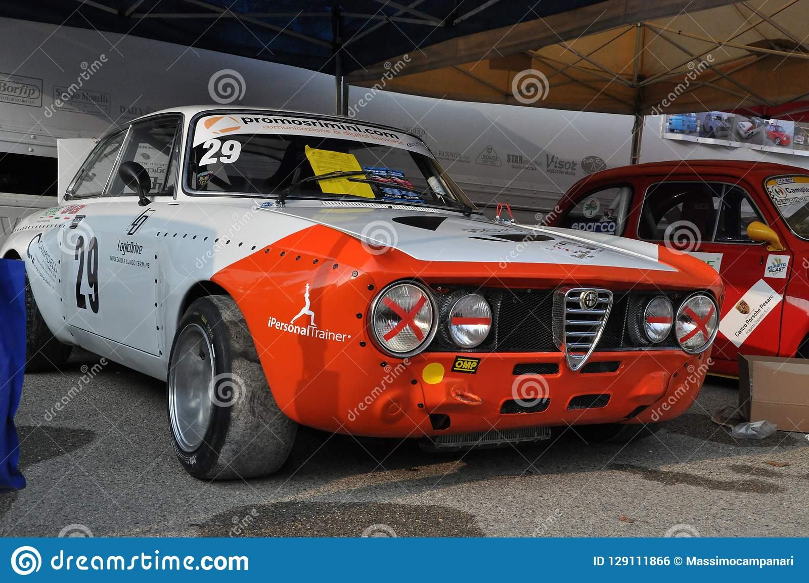 Alfa Romeo Giulia Sprint Gta Editorial Photo Image Of Austin Duncan 129111866