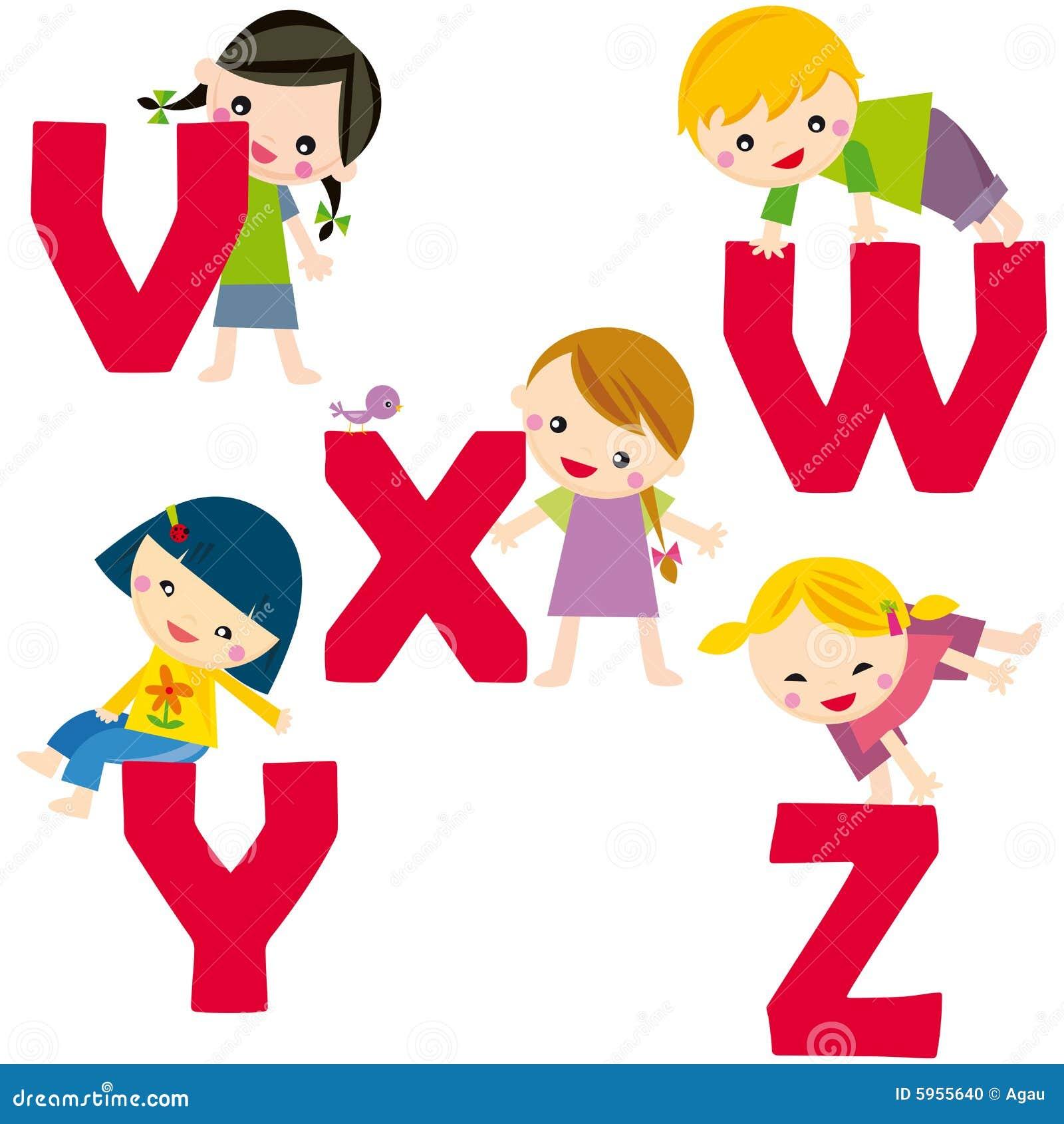Alfabet v z