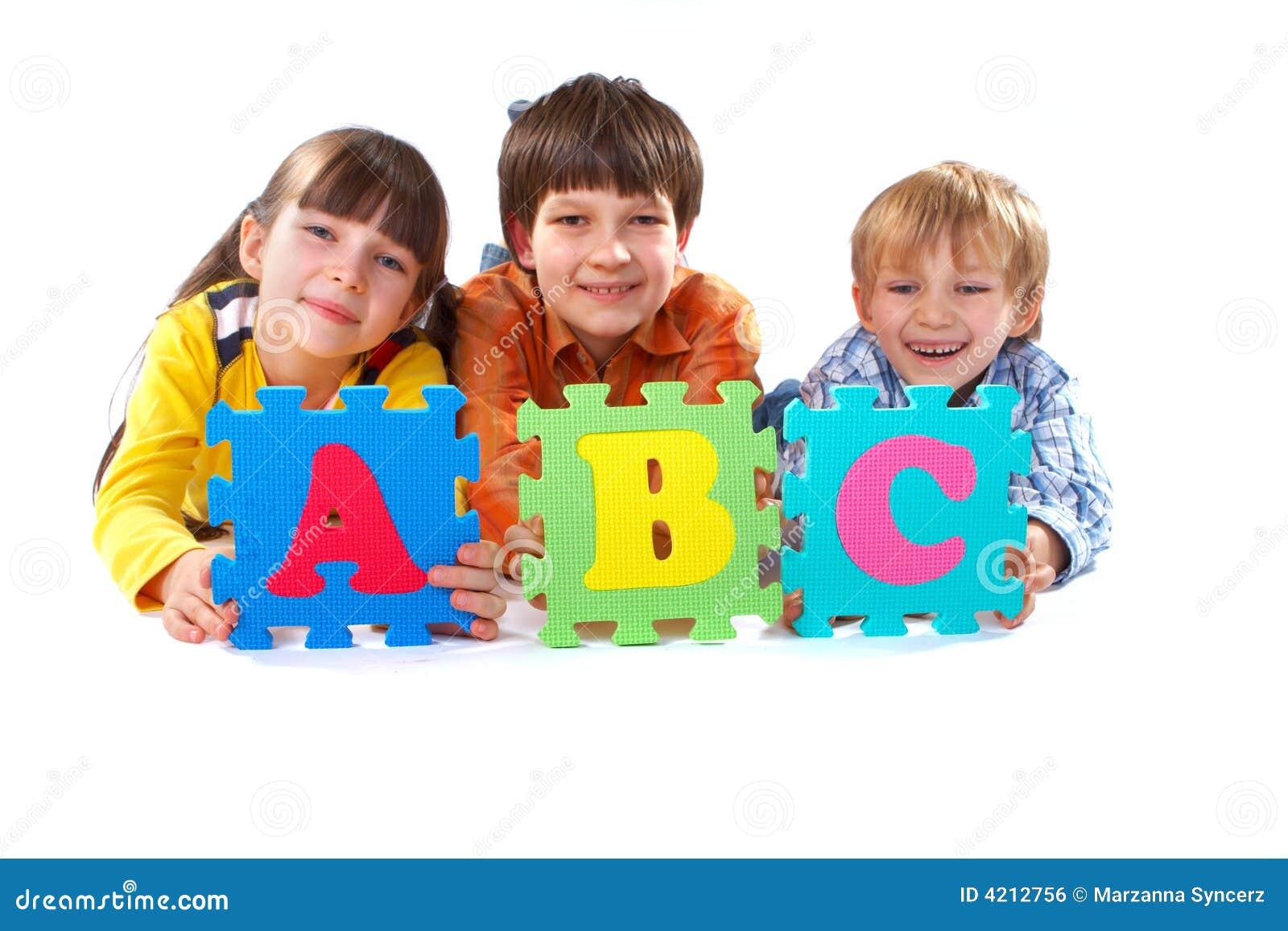 Alfabetbarnpussel
