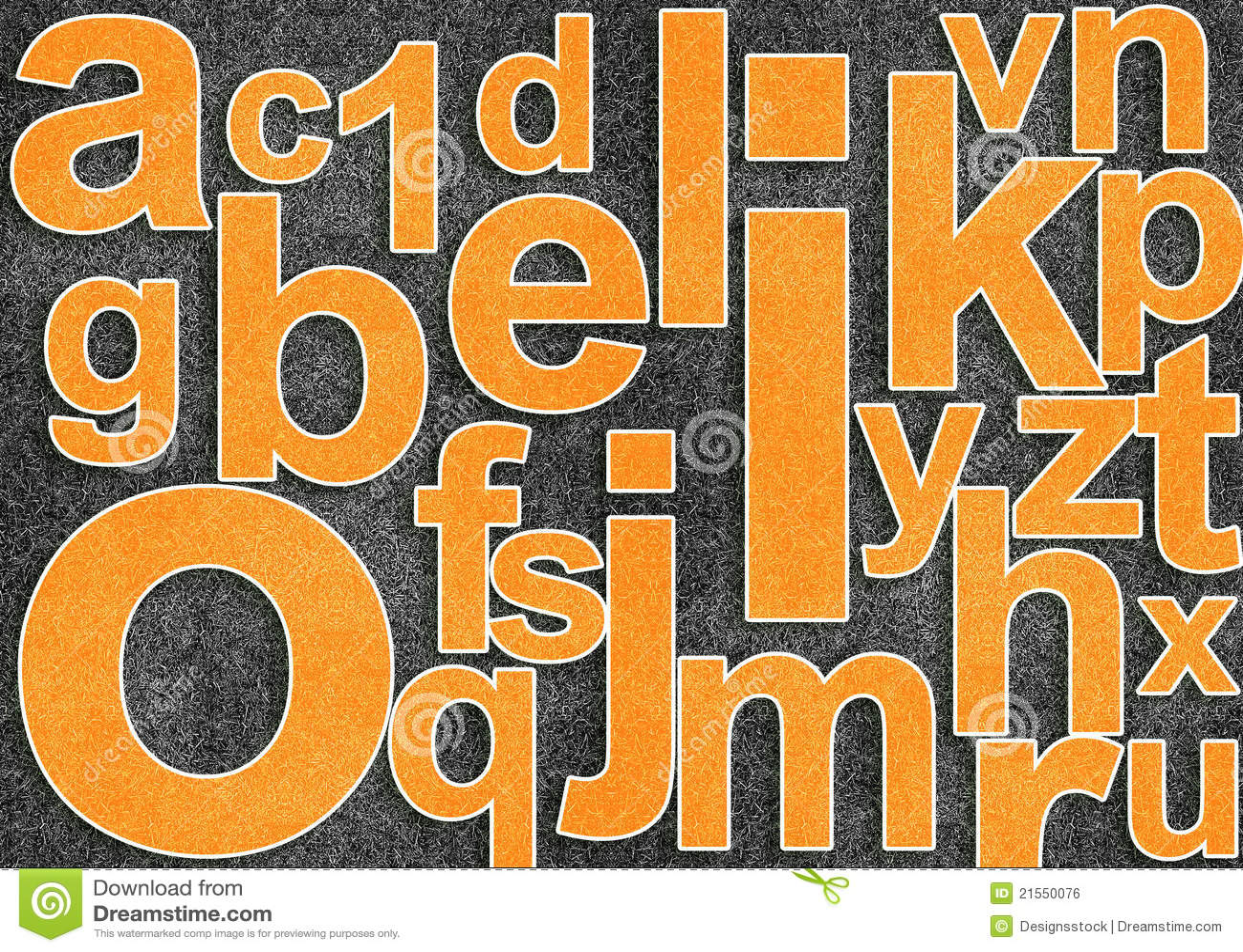 Alfabeto astratto