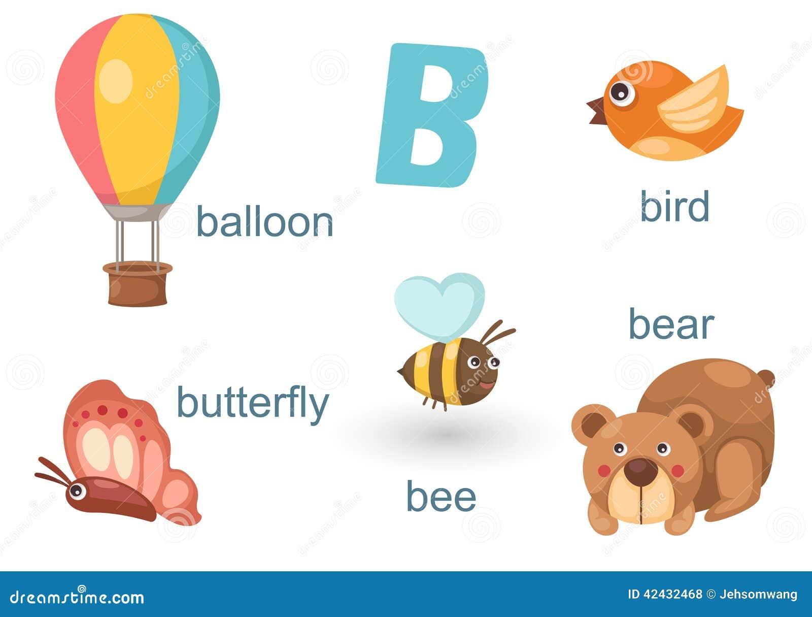 Alfabeto B