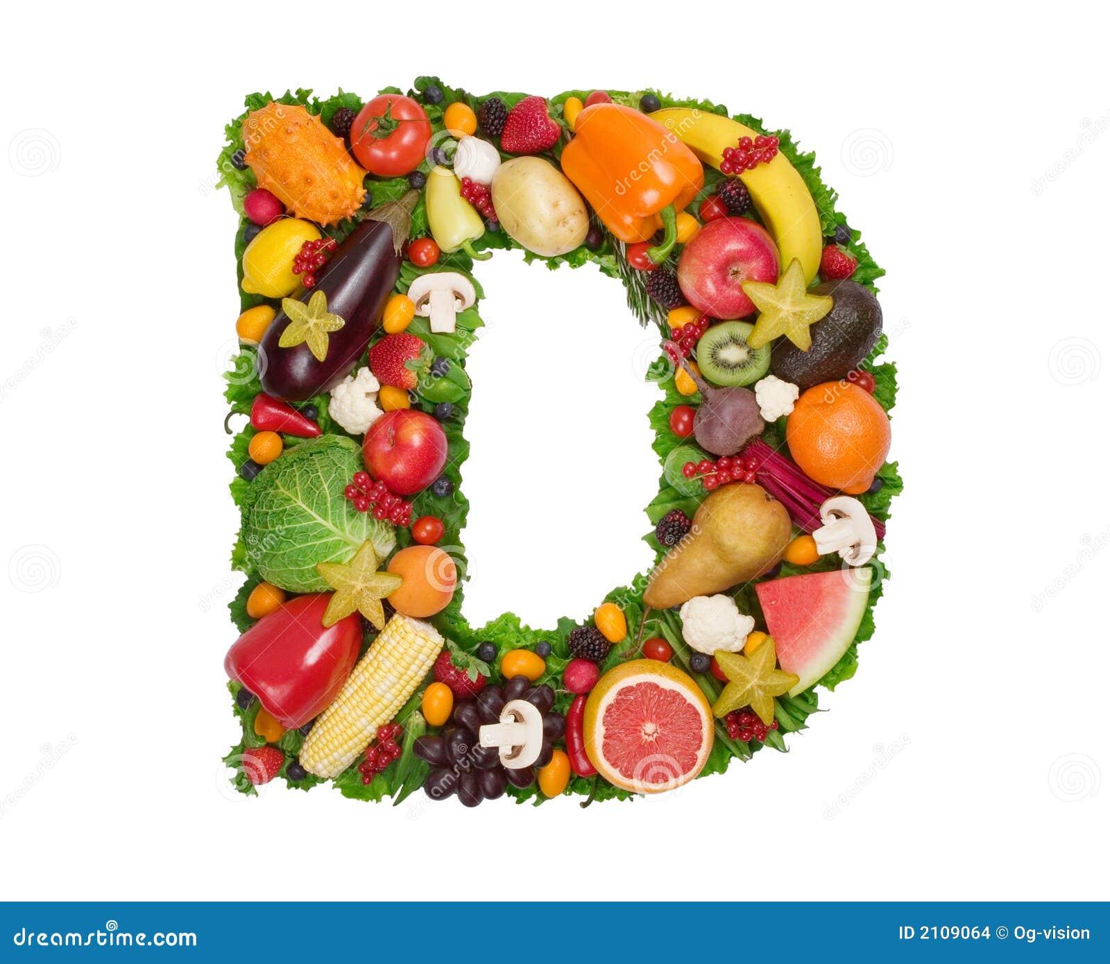 Alfabeto de la salud - D