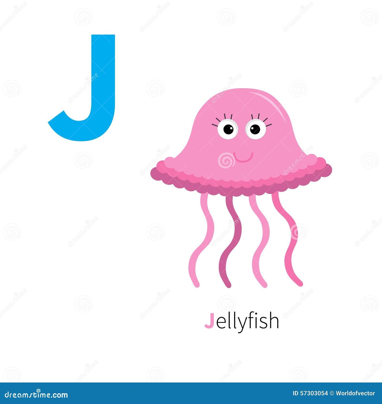 alfabeto del parque zool u00f3gico de las medusas de la letra j jellyfish clip art for kids jellyfish clip art for kids