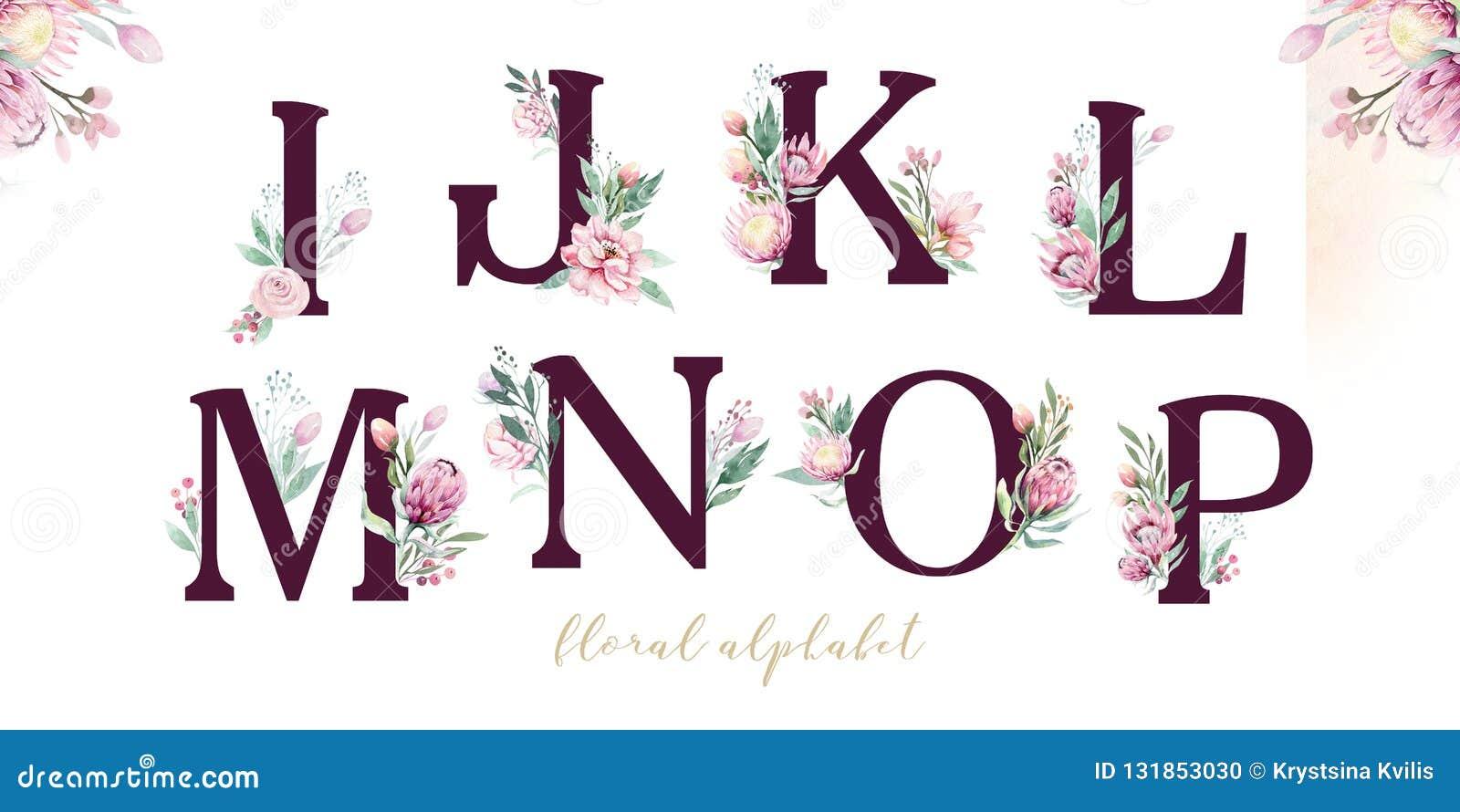 Alfabeto della lettera di scintillio dell oro Fonti alfabetiche dorate isolate e numeri su fondo bianco Testo floreale della font