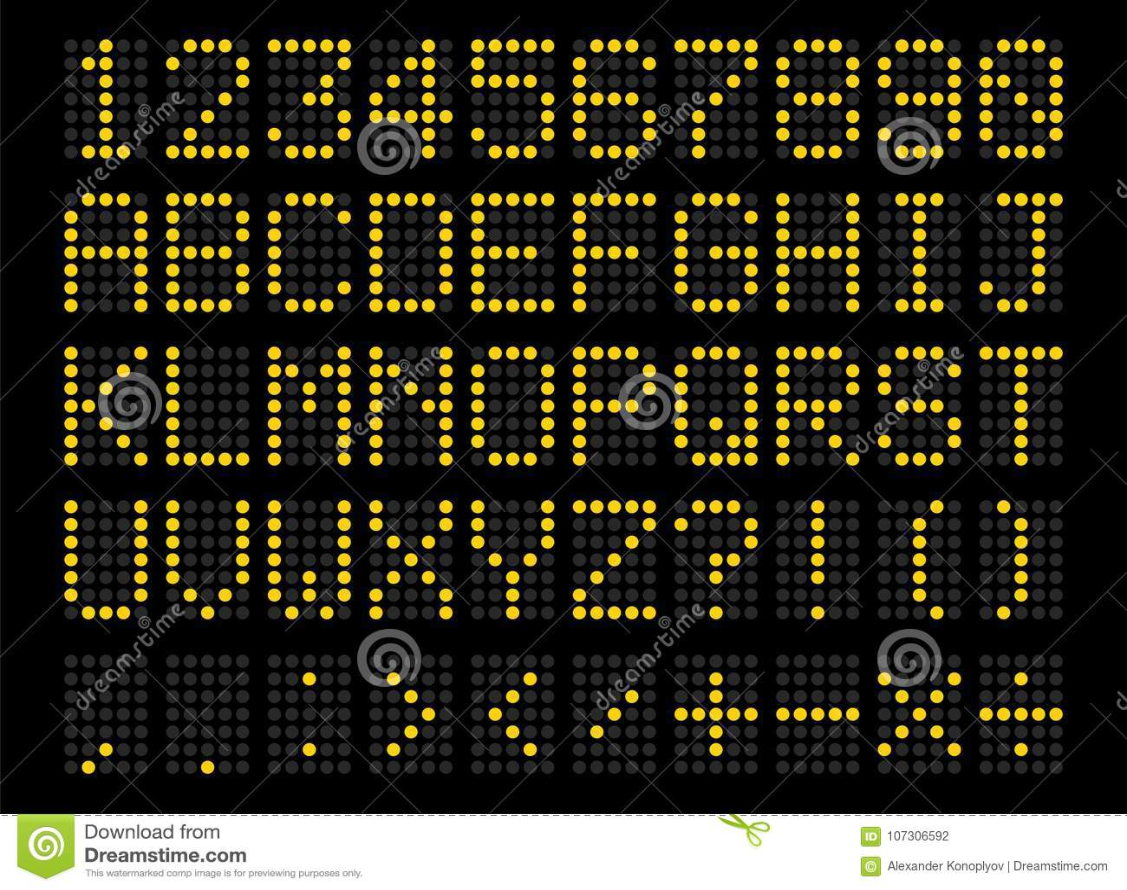 Alfabeto digital conduzido