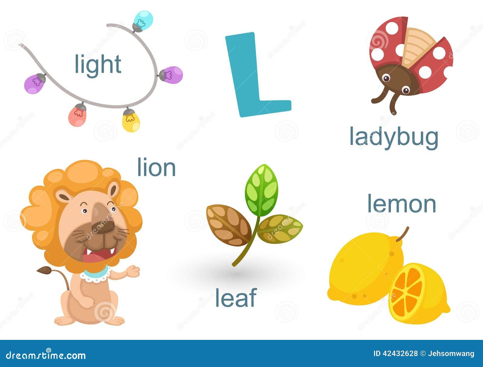 Alfabeto L