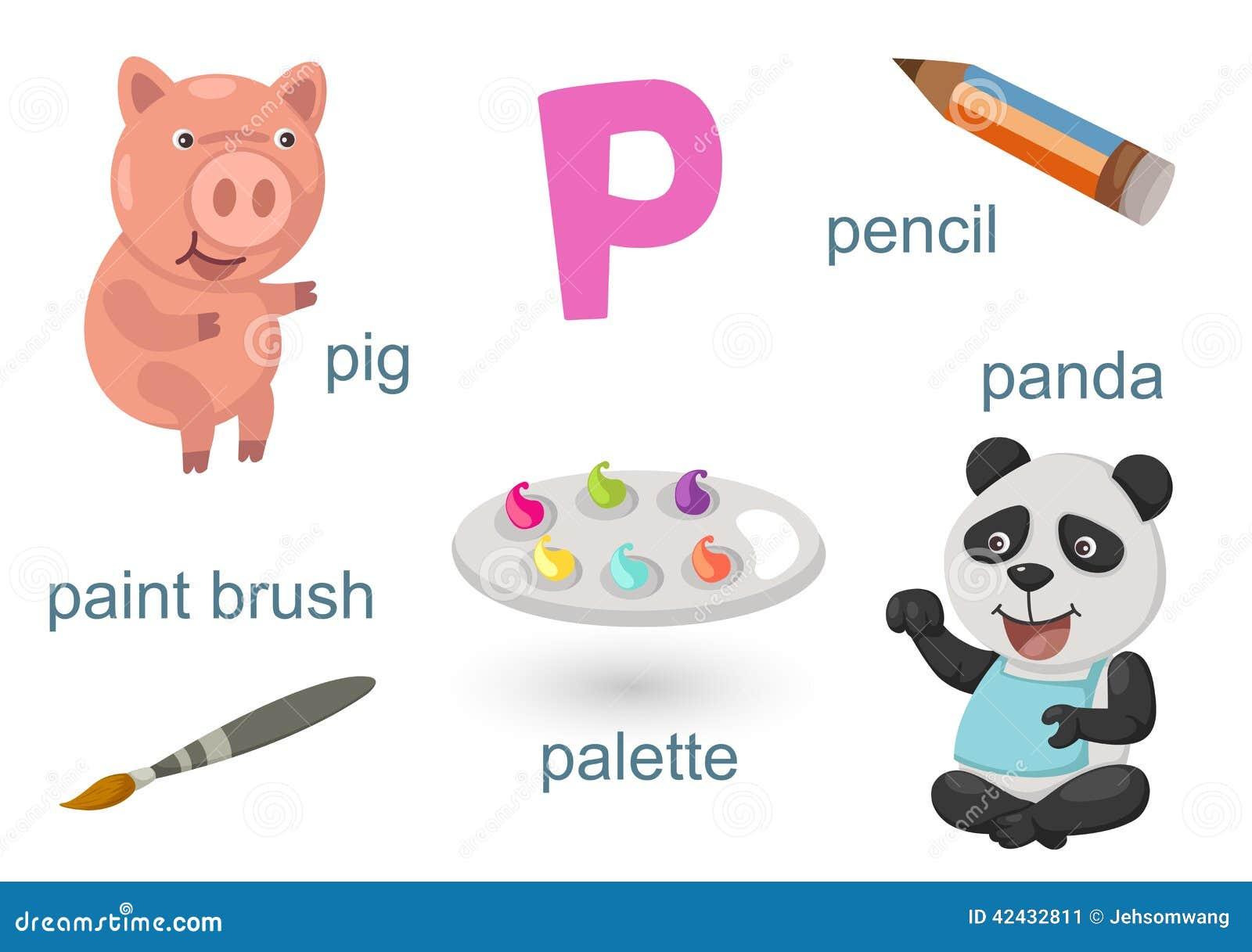 Alfabeto P
